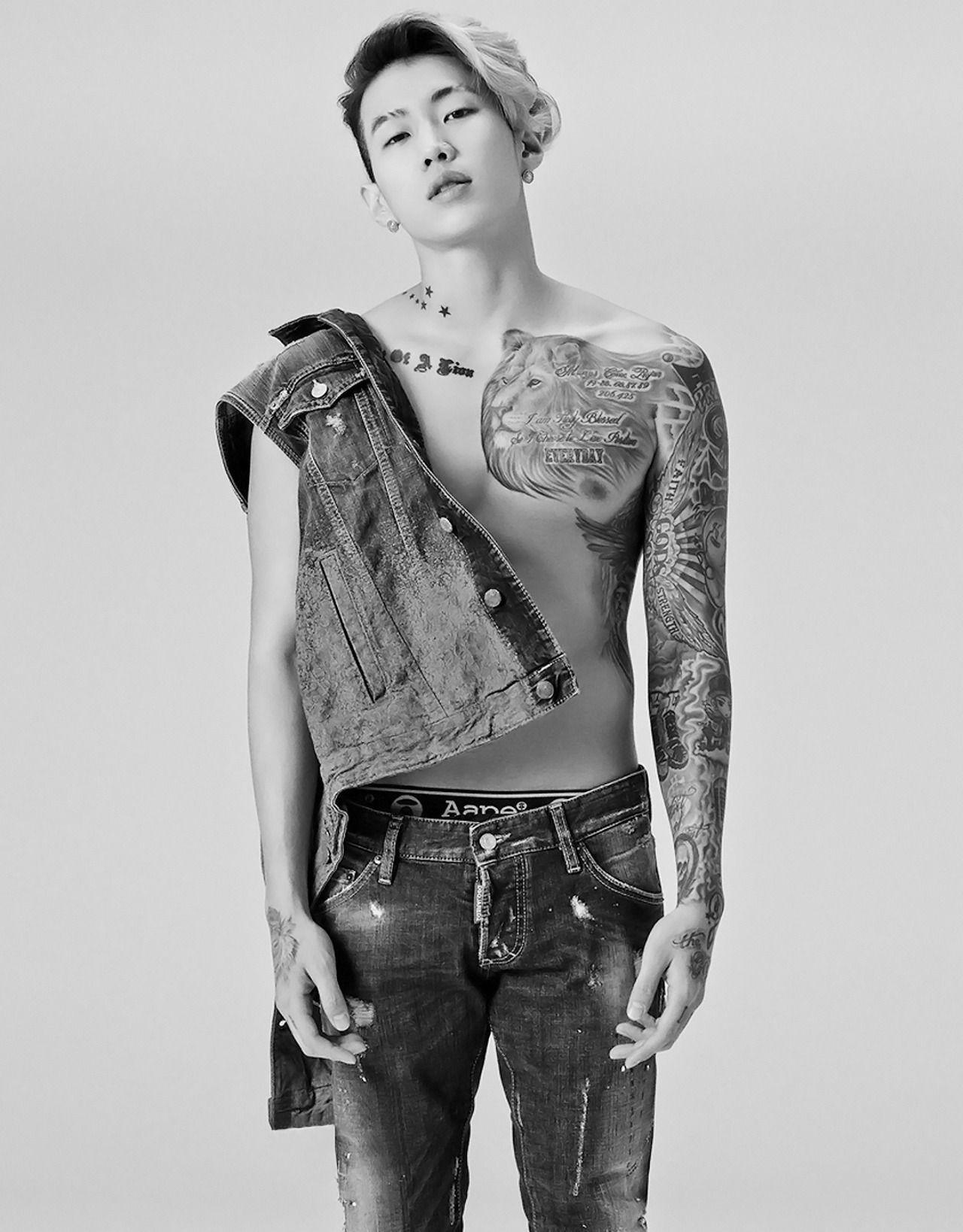 [MAGAZINE] Jay Park – Arena Magazine November Issue'15 1400x1792