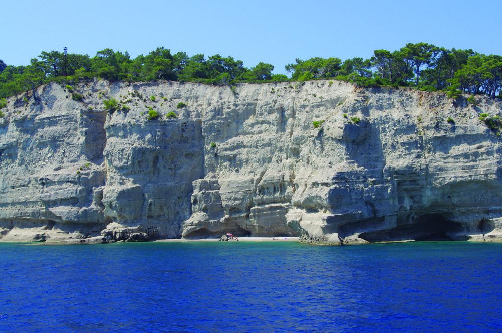Türkische Südwestküste