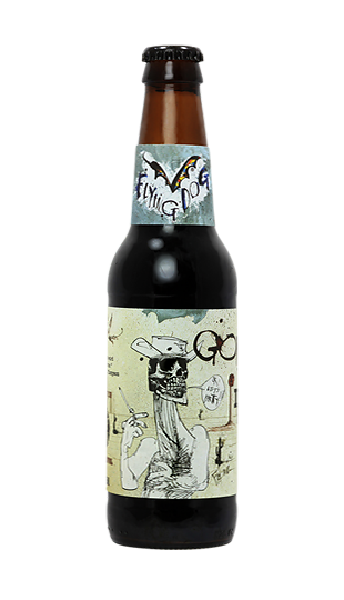 Gonzo Imperial Porter alchohol by volume: 9.2% availability: Limited distribution hop bitterness: 85 IBU Specialty Malts: 120L Crystal, Black, Chocolate hops: Warrior, Northern Brewer, Cascade