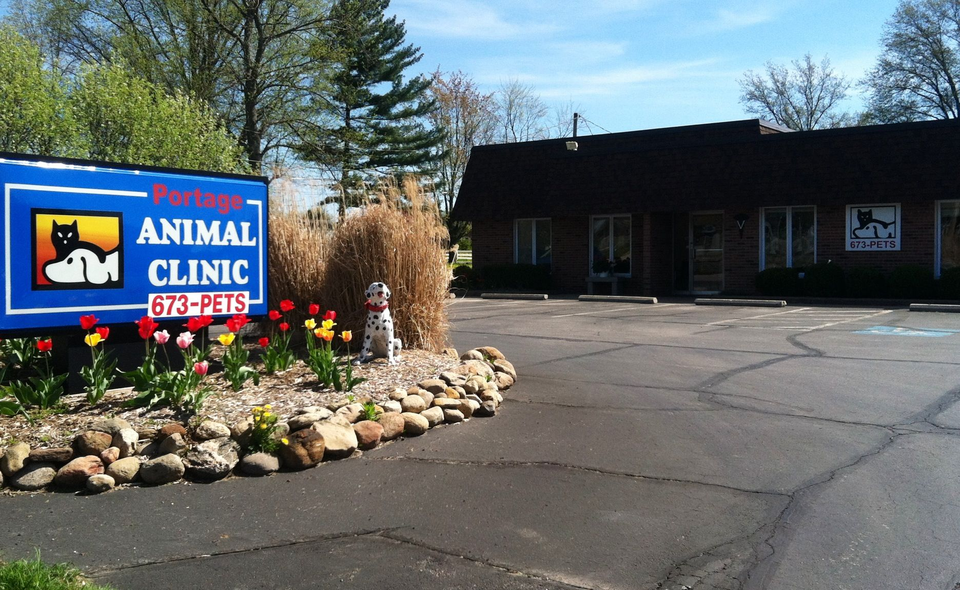Portage Animal Clinic 4148 State Route 43 Kent Ohio 44240 Portagecounty Brimfield Pet Clinic Animal Hospital Veterinary Hospital