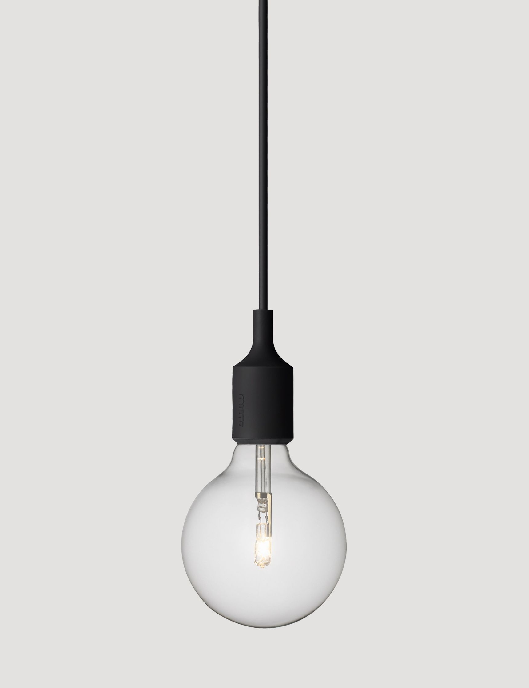 A striking bulb that plays with the subtle aesthetics and