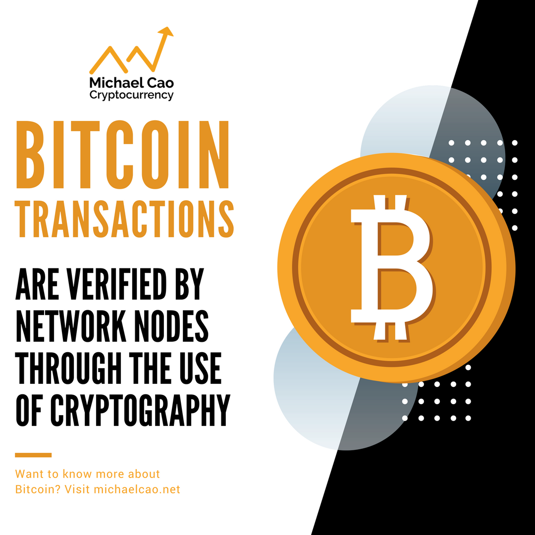 where are bitcoin transactions recorded