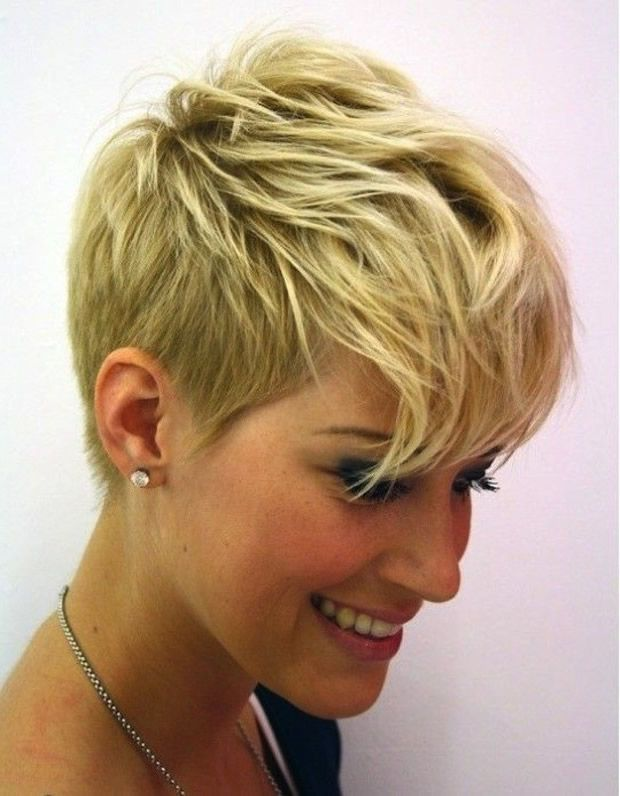 pelo corto despuntado peinados modernos