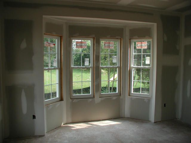 Bring The Bay Window To The Floor Dining Room Option For More Space Architecture Pinterest