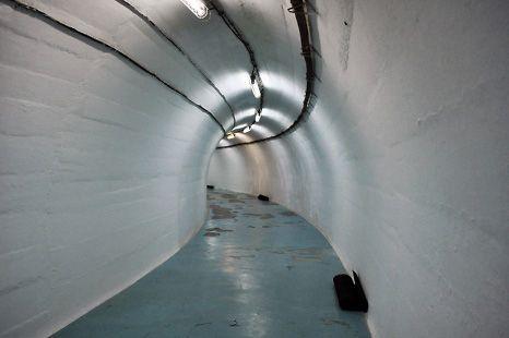In Josip Broz Tito's luxury bunker ~ Globe All Inclusive