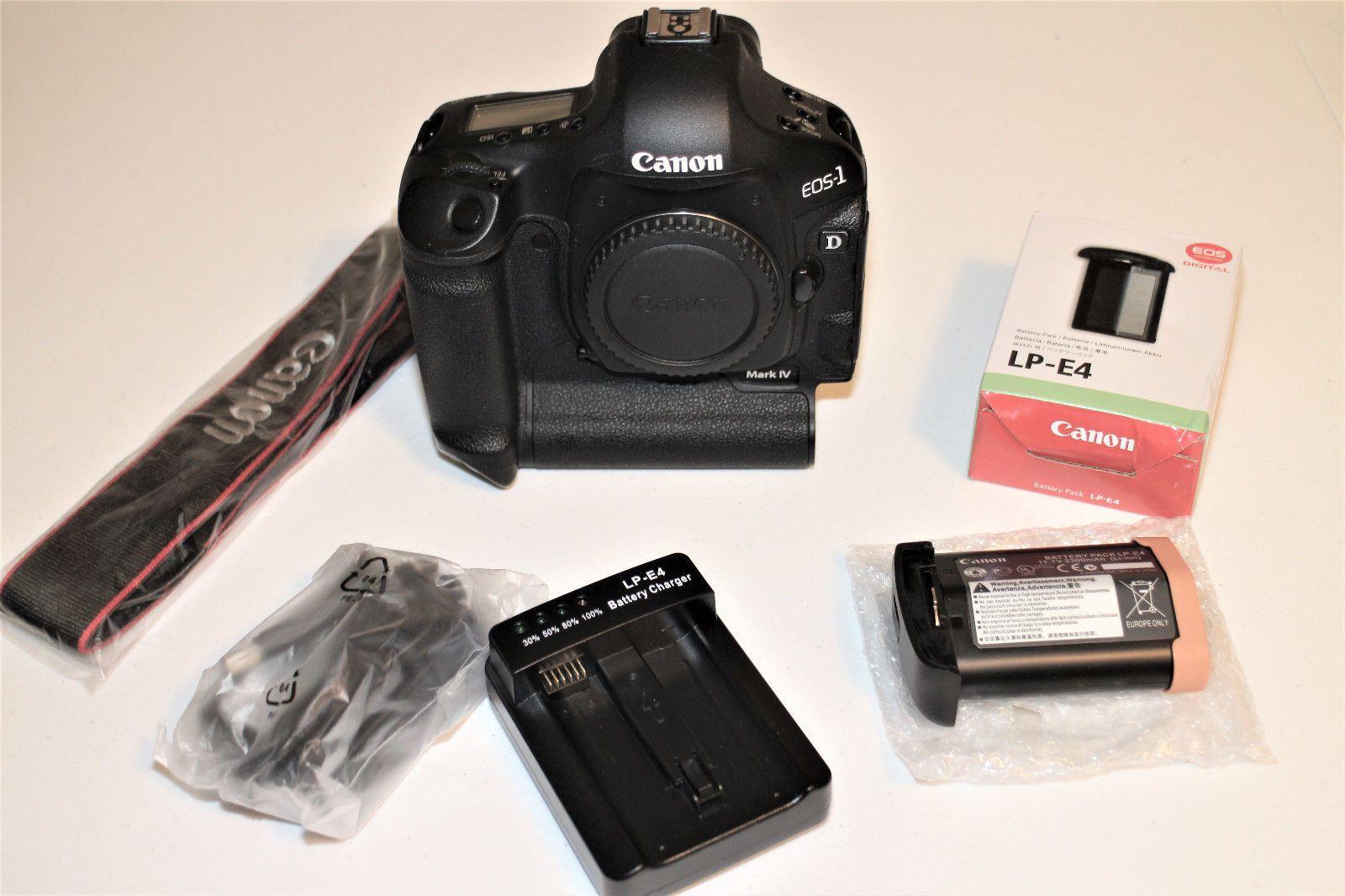 Canon Eos 1d Mark Iv 16 1 Mp Digital Slr Camera Black Body Only Cameras Photo Digital 3822b002 Digital Slr Camera Digital Camera Digital