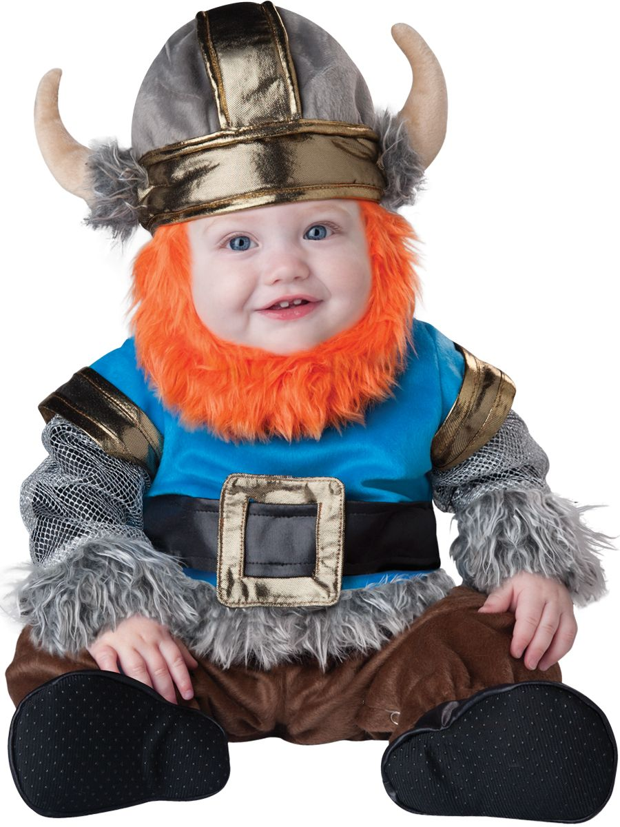 Infant Halloween Costume: Bearded Baby Viking Costume COMING SOON ...