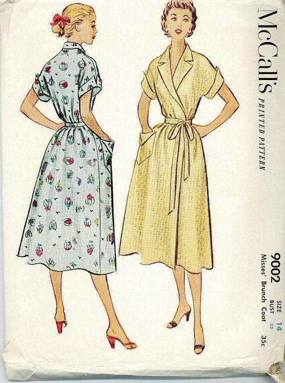 50s House Dress
