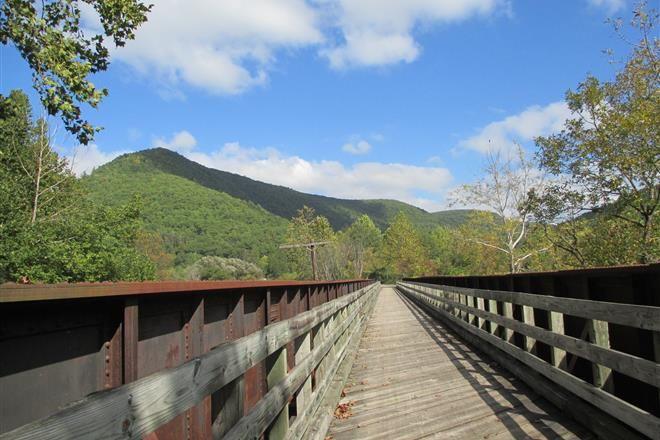 Pine Creek Rail Trail Pennsylvania Trails Traillink Com If