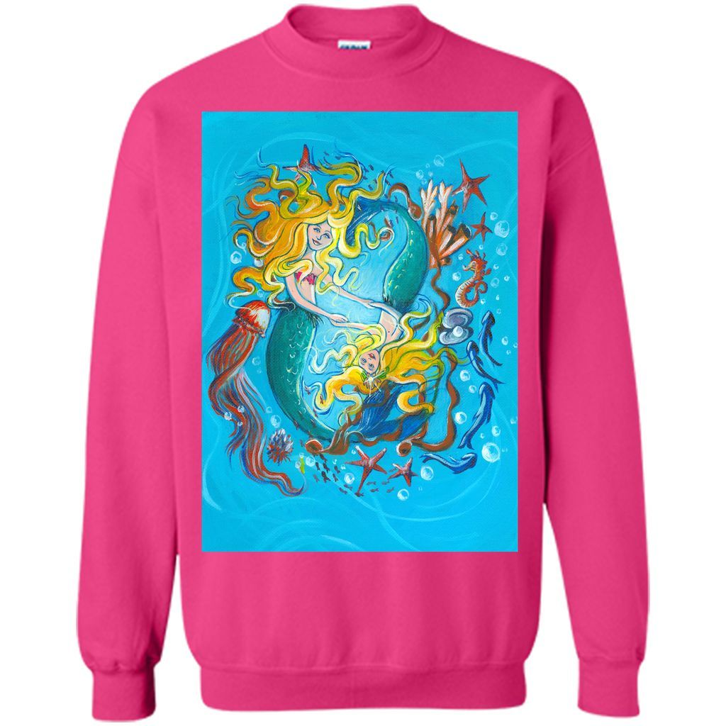 Mermaid Mother T-Shirt