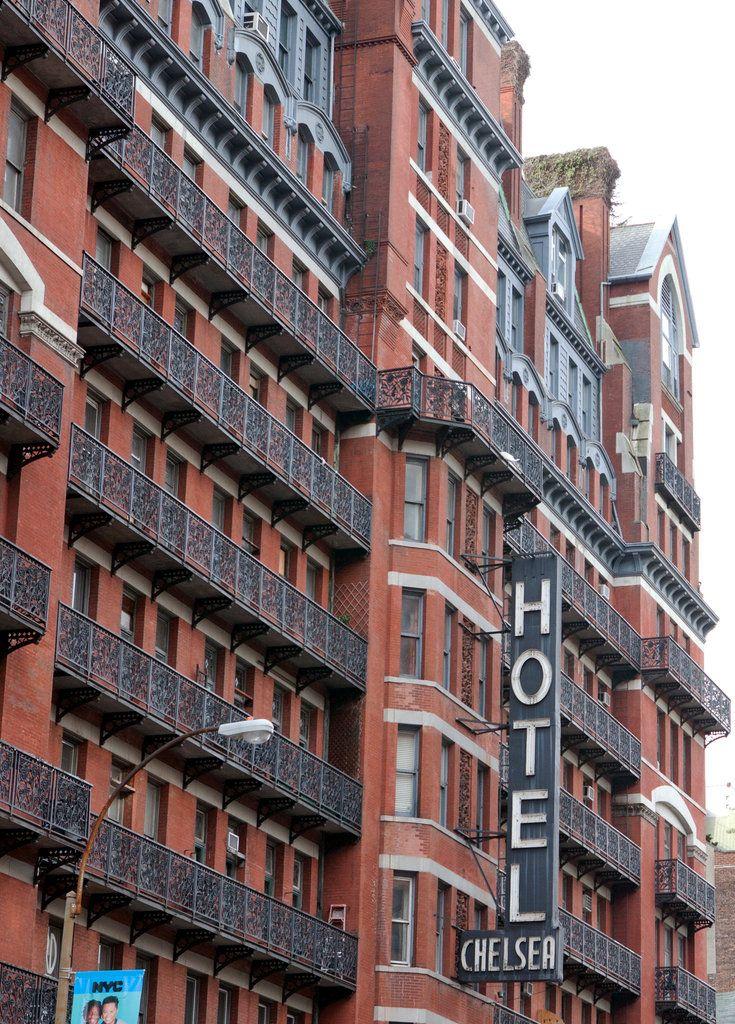 #Chelseahotel #23rdstreet
