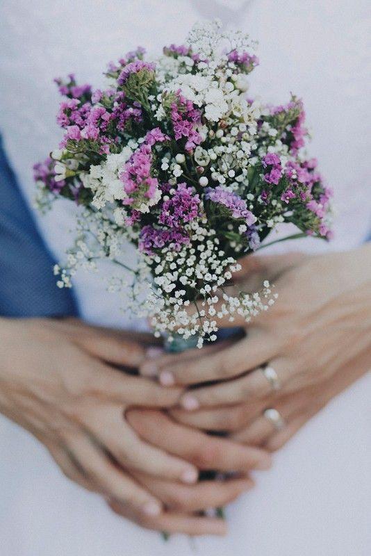 Rebeka in Gaper  Bunch of flowers  Flower bouquet wedding Wedding bouquets Simple wedding