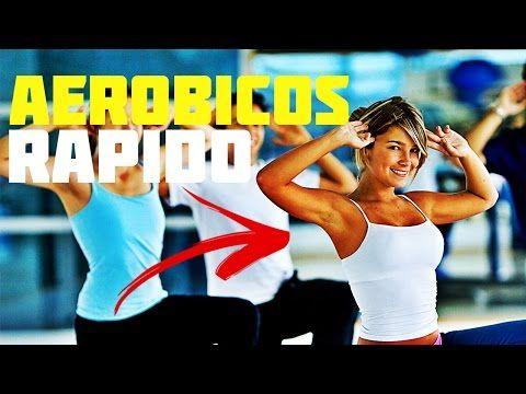 Aerobicos para adelgazar abdomen con musica moderna en