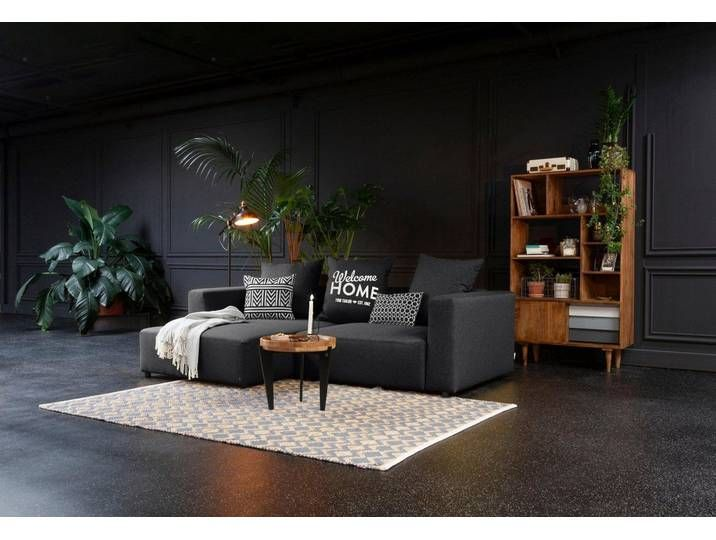 Tom Tailor Ecksofa Heaven Casual S Aus Der Colors Collection Grau In 2020 Wohnen Sofa