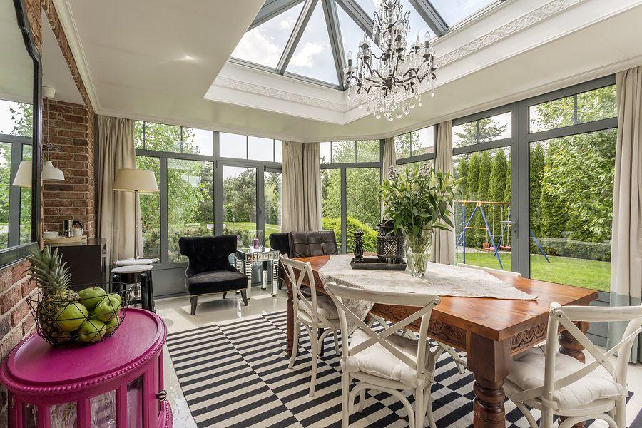Sunrooms for Your Home - Home Improvement Pinterest Sunrooms - store exterieur veranda prix