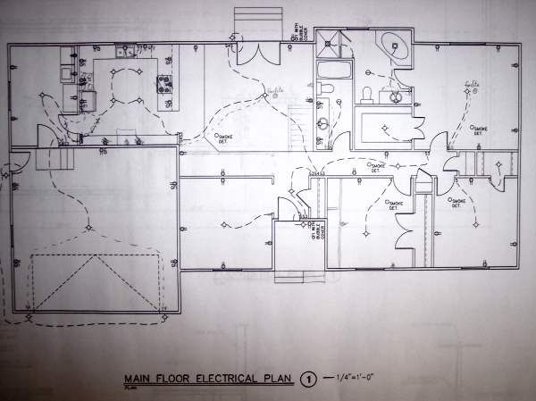 Sample Bath Electrical Plan -Parra Electric, Inc. | Electrical ...
