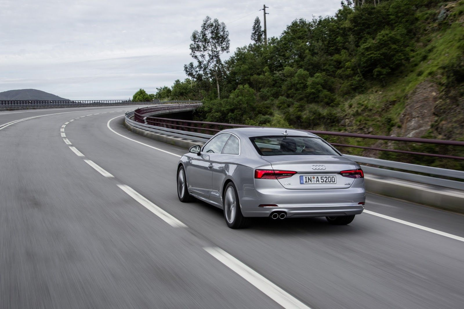Audi reveals UK prices for the all-new A5 Coupe & Sportback.