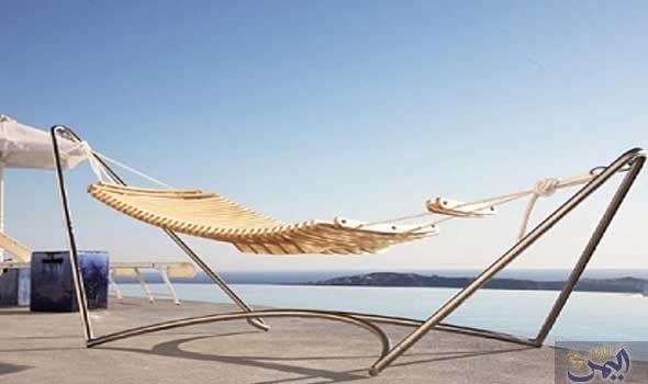كرسي هزاز للاسترخاء الخارجي Hammock Outdoor Hammock Cool Furniture