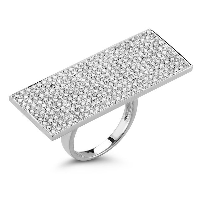 Love This Ghetto Fab Ring It Has 2cts Of Diamonds And Is 1 1 2
