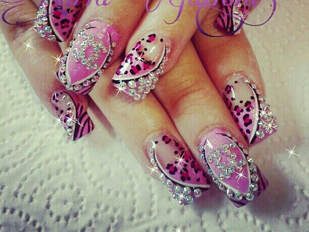 Pin By Candice Kingrey On Nails Onglerie Ongles