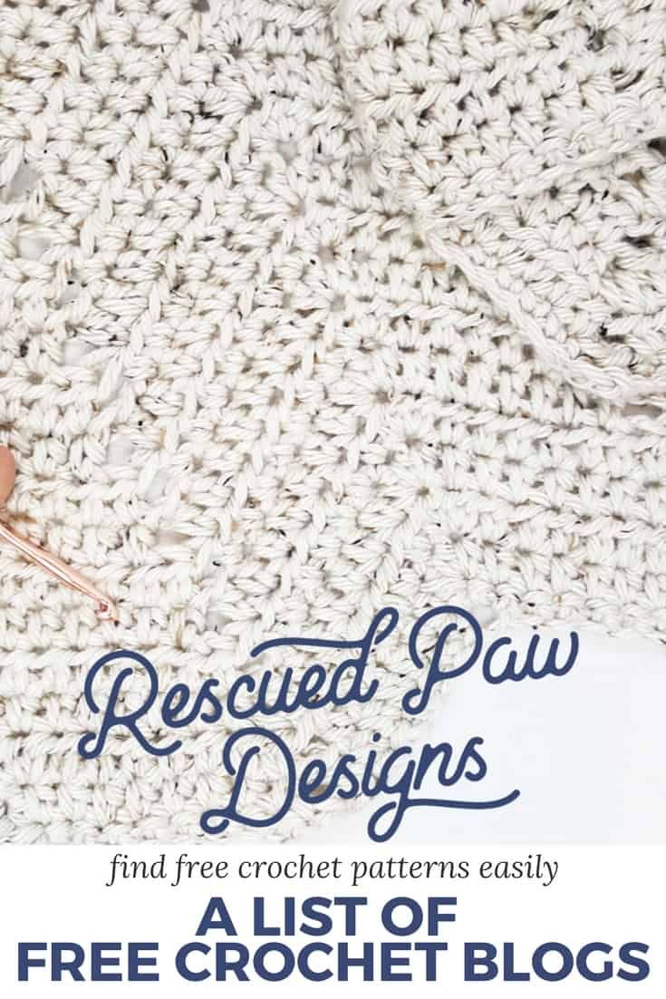 The Ultimate List of Crochet Blogs with Free Patterns   crochet ...
