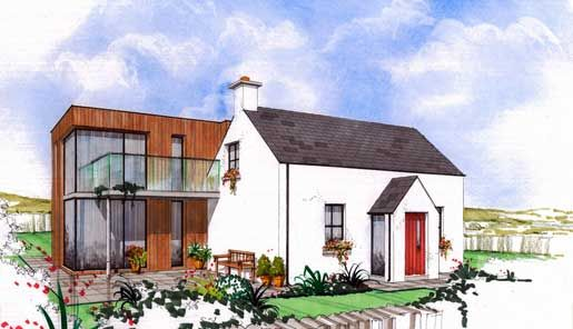 Cottage extensions google search house pinterest for Cottage extension designs