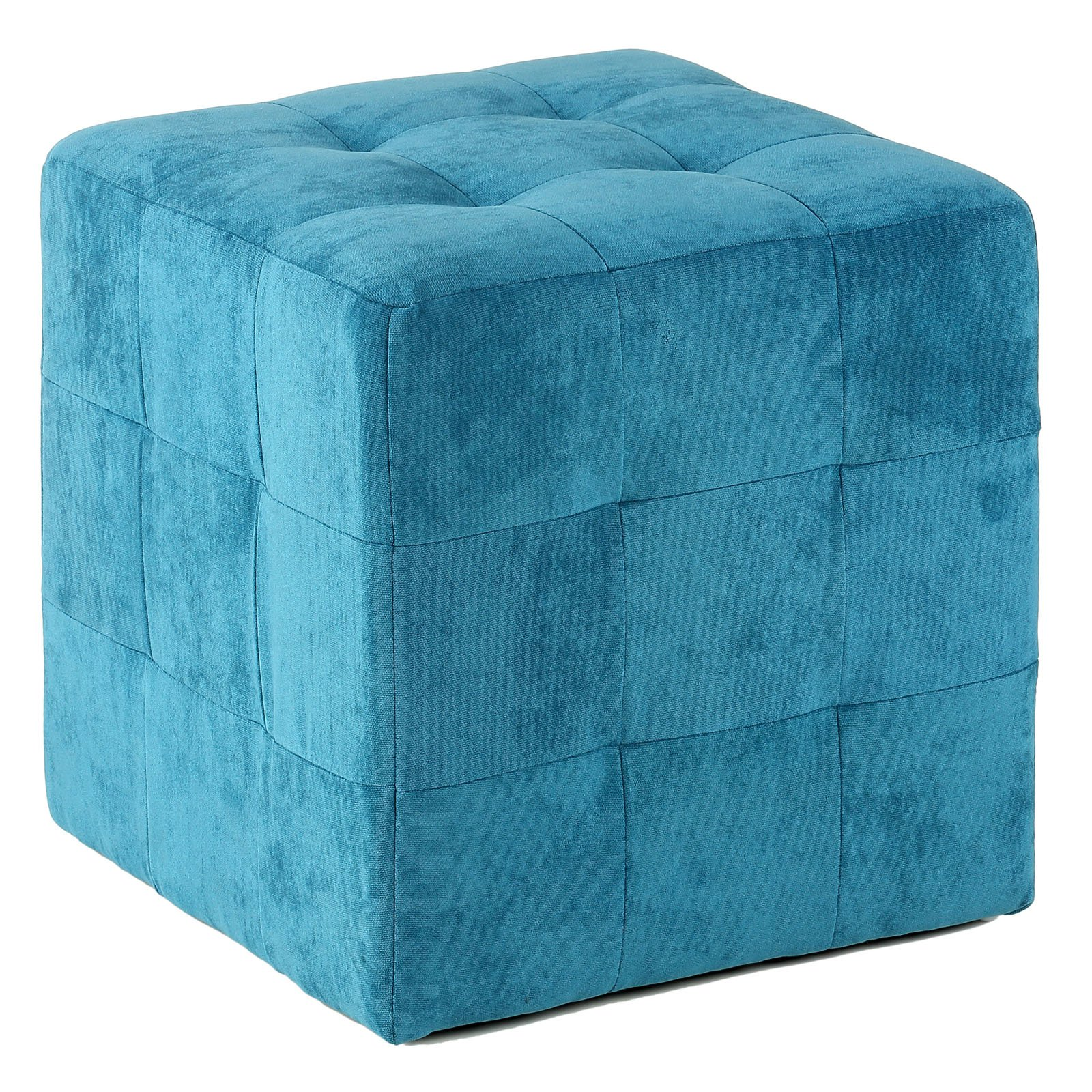 Terrific Cortesi Home Braque Tufted Cube Ottoman In 2019 Ottoman Bralicious Painted Fabric Chair Ideas Braliciousco