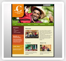 Cowboy Town Stables Cms Web Design Joomla Web Design Professional Website Design Branding Design