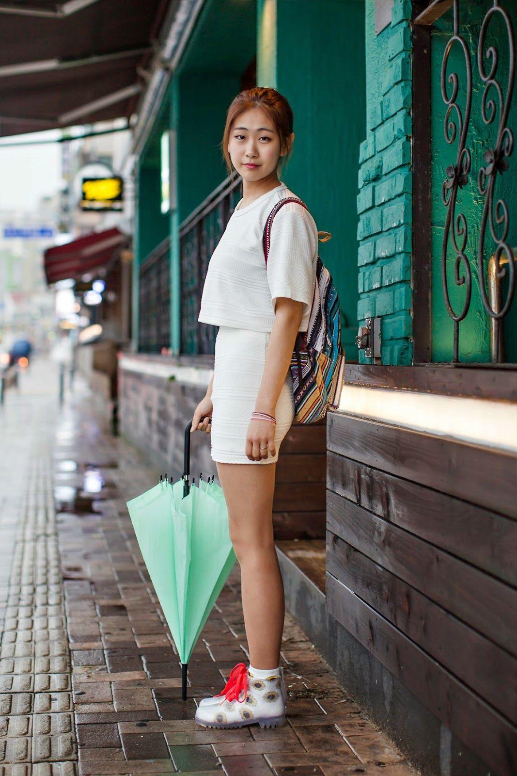 On the street... Seungyeon Woo Busan   echeveau