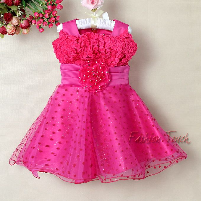 Flower Girl Dress | Watermelon Wedding Ideas 2015 | Pinterest ...