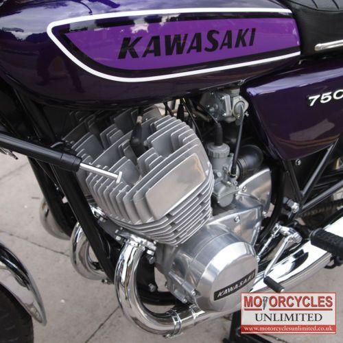 1975 Kawasaki H2 750 C Classic Kawasaki for Sale