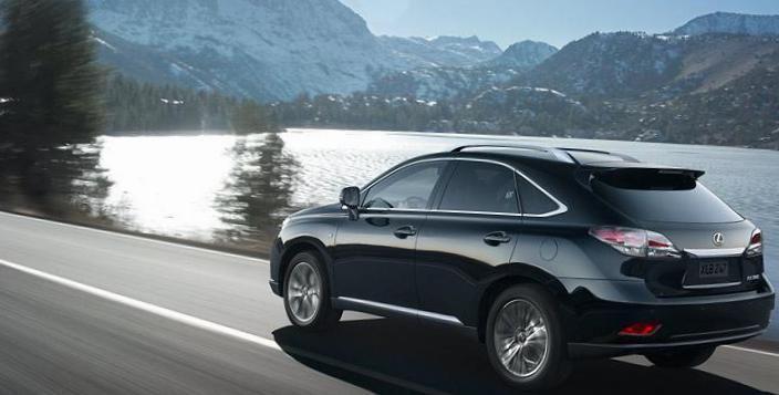 RX 350 270 Lexus model - http://autotras.com