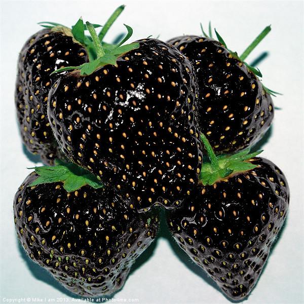 Truskawka Czarna 100 Szt Swiezych Nasion Black Strawberry Strawberry Plants Fruit