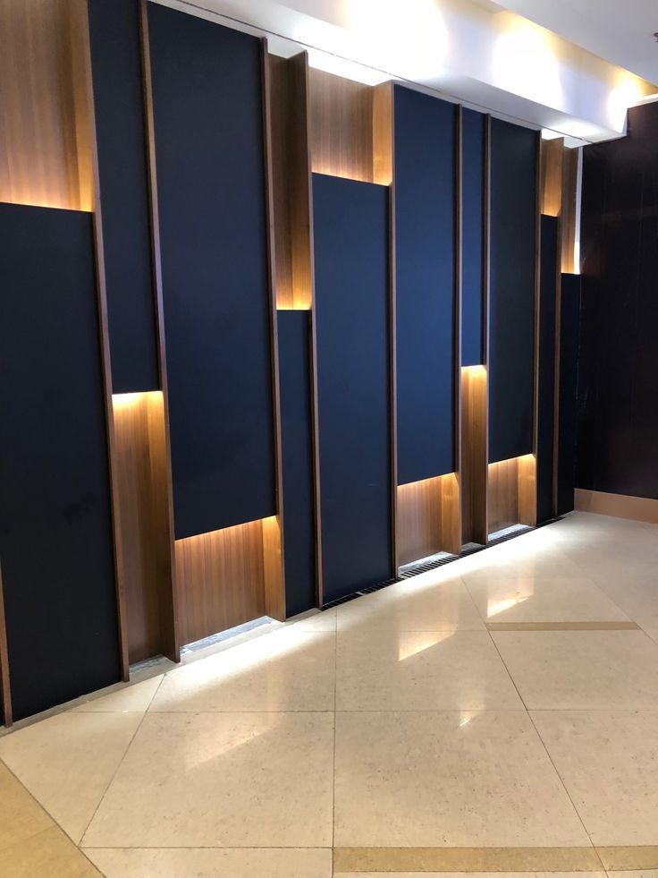 Wall And Lighting Feature Wall Design Wall Decor Design Wall Panel Design