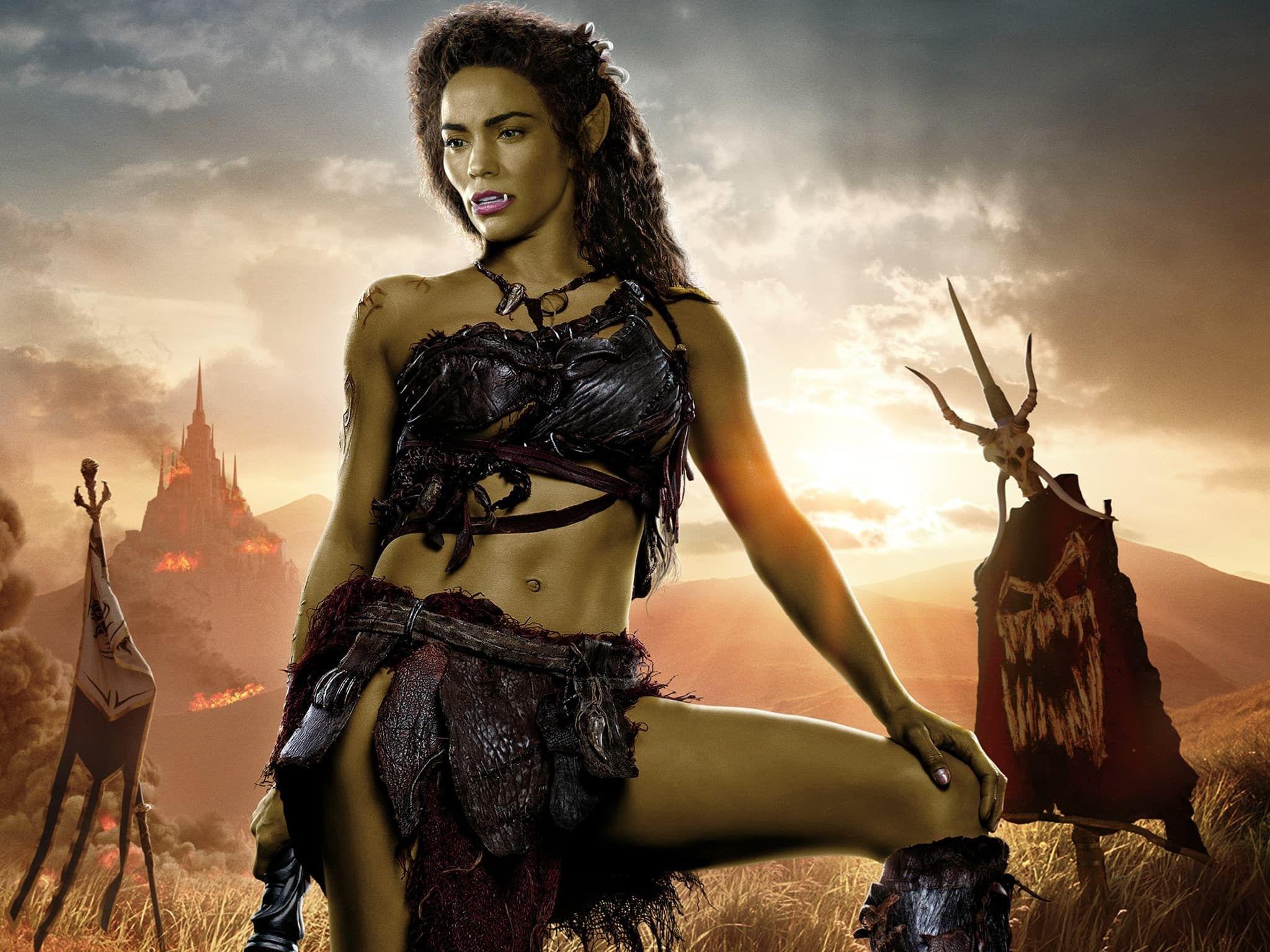 Paula Patton 8211 Garona Warcraft Movie Warcraft Movie Warcraft