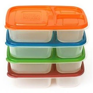 Bought these to take my lunch in - update:  lids don't stay on that well.