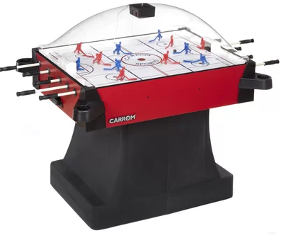 Is Your Arcade Room Missing A Dome Hockey Table There Are Some Truly Amazing Choices Out There For This Classic Arcade Game We Arcade Room Bubbles Game Room