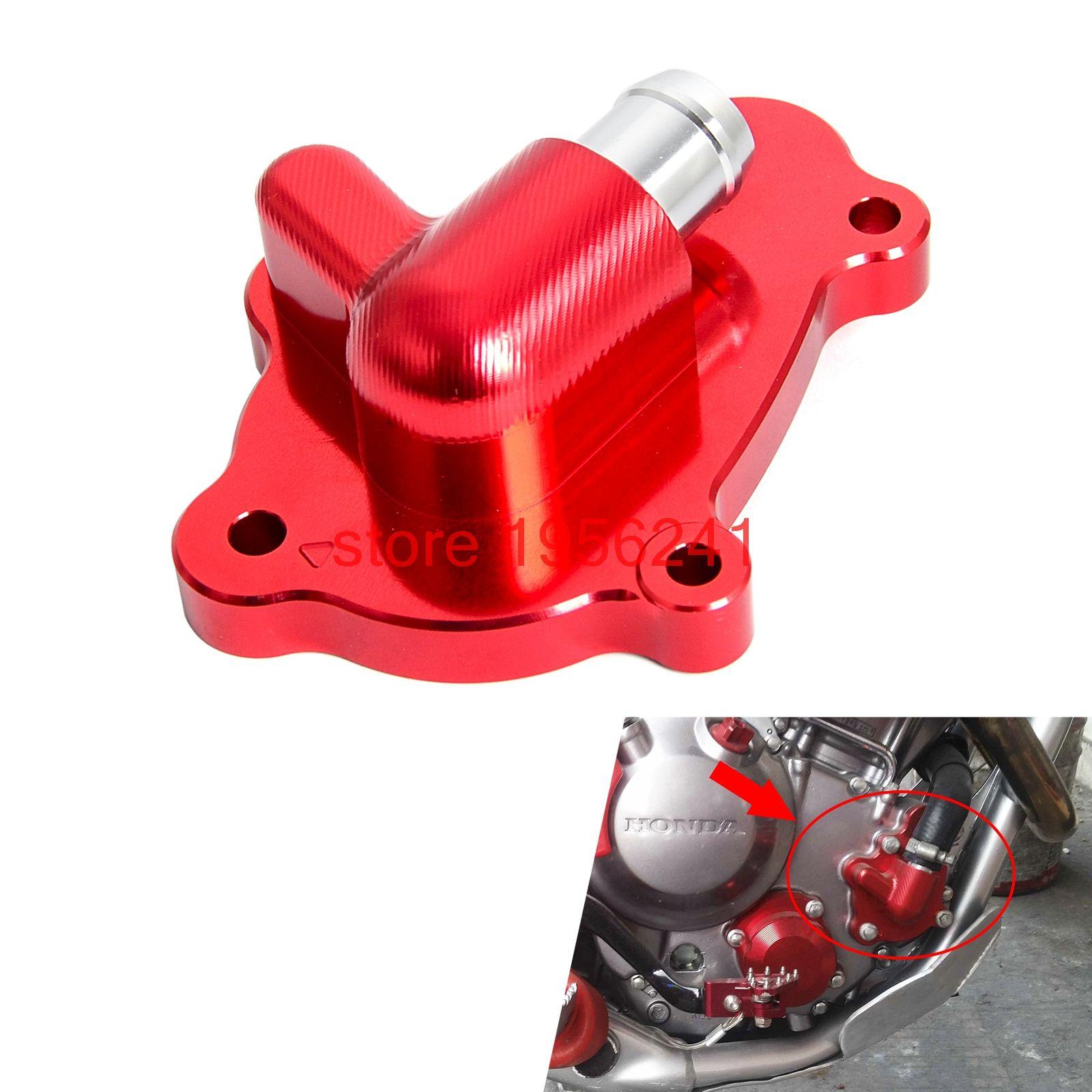Cnc Billet Aluminum Water Pump Cover Protector For Honda Crf250l Crf250m 2012 2015 2013 2014 Crf250 L M Honda Water Pumps Pumps