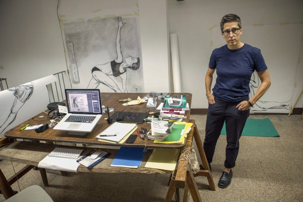 Alison Bechdel just won a MacArthur Foundation 'genius' grant. She's already changed the way we talk about film. - The Washington Post