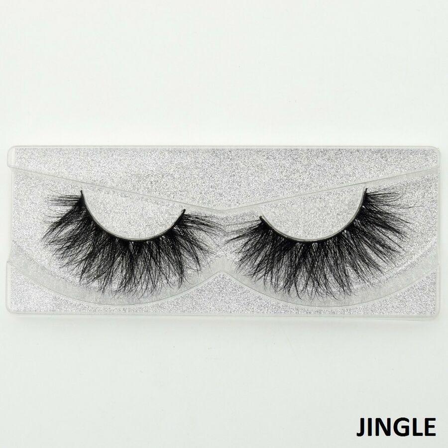 740cdb935b4 100 Handmade Real 3D Mink Lashes Thick Strip Sexy Party False EyeLashes#Mink #Lashes#Real