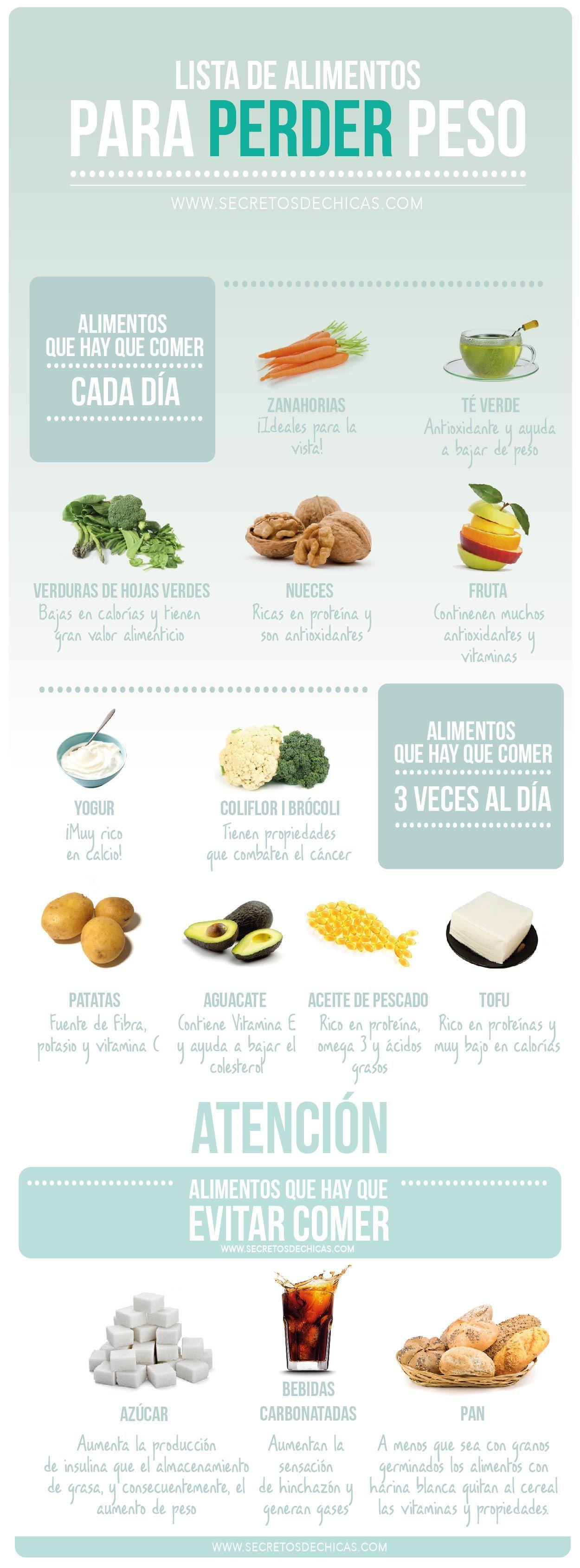 alimentos para comer para perder grasa corporal