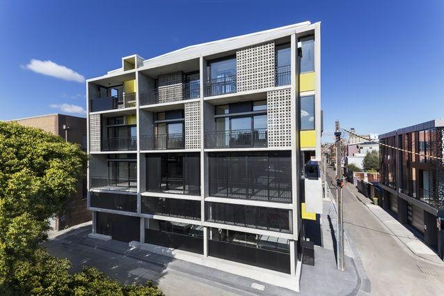 3-5 Jessie Street, Cremorne by Six Degrees Architects.