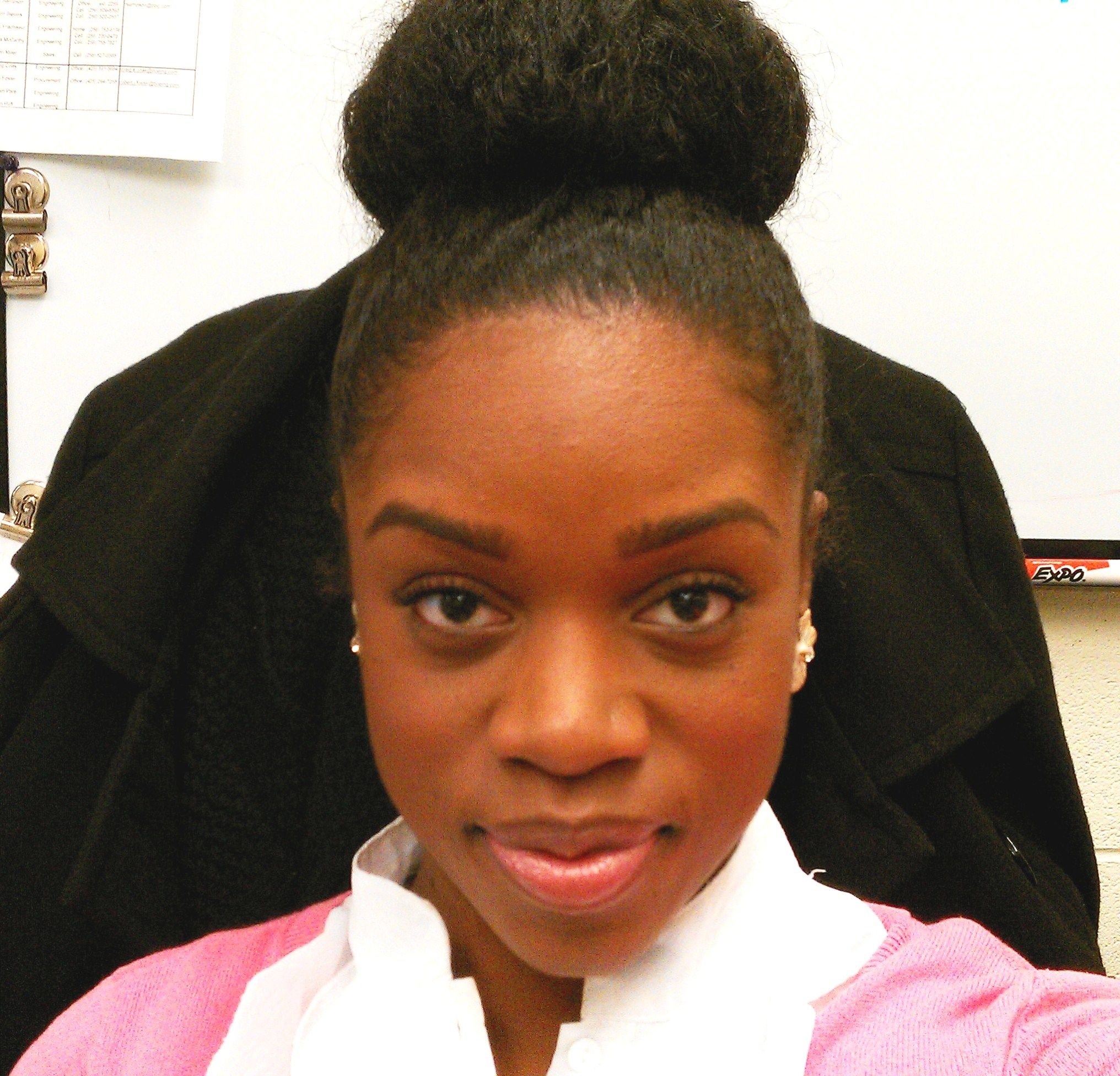 Natural Hairstyles For Job Interviews Endearing Job Interview Hairstyles For Natural Hair  Google Search