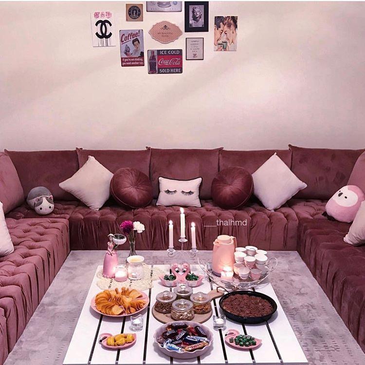 Pin By Aser On افكار للتقديم Living Room Decor Rustic Apartment Living Room Design Kitchen Innovation
