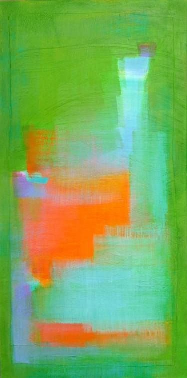 "Saatchi Art Artist Katherine Evans; Painting, ""Dream Within a Dream"" #art"