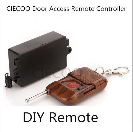 Access The Remote Control Wireless Remote Control Switch 12 V Single Way Electric Door Remote Control Door Lock Access Control Access Control System