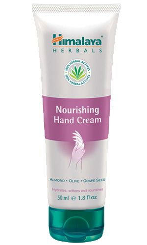 Himalaya Herbals Nourishing Hand Cream Hand Cream Herbal Skin Care Natural Body Polish