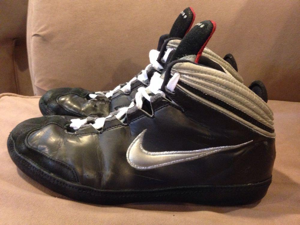 quality design 1f19a fd47a Nike OG Kolat wrestling shoes Size 9.5