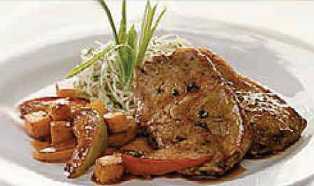 Veal strip loin with Ginger and Beer | Veal Recipes