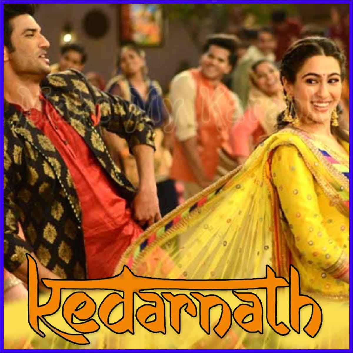Sweetheart Kedarnath (MP3 And Video Karaoke Format
